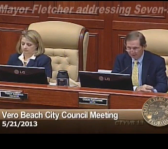 Vero Beach, seven50, Mayor Fletcher, Indian River County, agenda 21